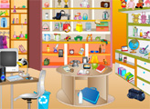 Игра Учебная комната: Поиск предметов