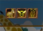 Игра Зоопарк: Меморина