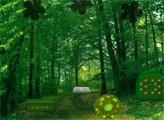Игра Побег из зеленого леса