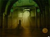 Игра Побег из паранормального дворца на Хэллоуин