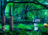 Игра Побег из леса