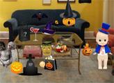 Игра Комната в Хэллоуин: Поиск предметов