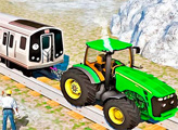 Игра Буксировщик вагонов