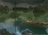 Игра Вид на озеро