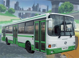 Игра Симулятор автобуса на острове