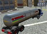 Игра Водитель бензовоза