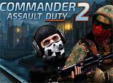Игра Командир отряда 2