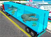 Игра Перевозка морских животных