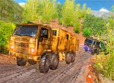 Игра Русский грузовик на грязных дорогах