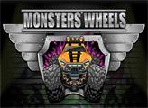Игра Особые монстры на колесах