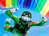 Игра Симулятор воздушных трюков