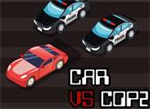 Игра Автомобиль против копов 2