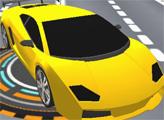 Игра Автогонки 3D