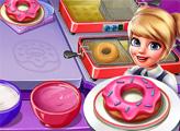 Игра Готовим быстро 2: Пончики
