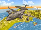 Игра Военный летчик
