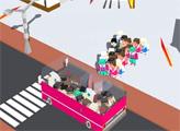 Игра Перегрузка пассажирами