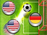 Игра Пальчиковый футбол 2020