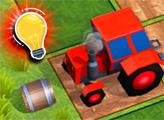 Игра Умный трактор
