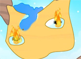 Игра Потуши пожар