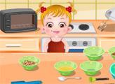 Игра Малышка Хейзел: Картофельный пирог