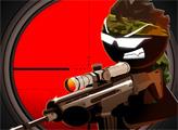 Игра Стикмен снайпер 3