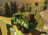Игра Армейский транспорт