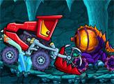Игра Машина Ест Машину: Подземное приключение