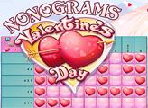 Игра Японские кроссворды Валентинов день