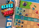 Игра Красные против синих