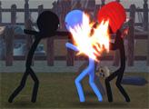 Игра Стикмен уличный боец