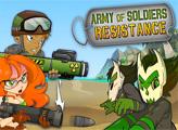 Игра Армия сопротивления