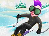 Игра Снежный экстрим
