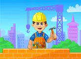 Игра Строим новый дом