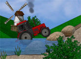 Игра Трактор триал