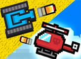 Игра Пиксельные битвы