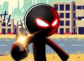 Игра Стикмен: Наемник 3Д