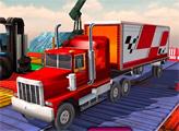 Игра Невероятный симулятор грузовика