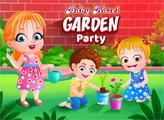 Игра Малышка Хейзел: Вечеринка в саду