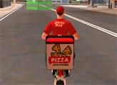 Игра Доставка пиццы