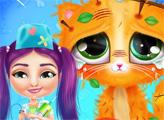 Игра Приключение Мируны: Ветеринар