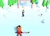 Игра Хоккейный вызов 3Д