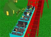 Игра Безумный парк развлечений