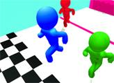 Игра Гонка Стикменов 3Д
