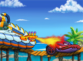 Игра Машина Ест Машину: Морское приключение