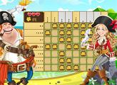 Игра Нонограммы Пиратские острова