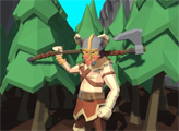 Игра Дровосек в магическом лесу
