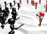 Игра Стикмен - Симулятор финальной битвы