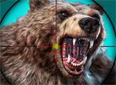 Игра Охота на дикого медведя
