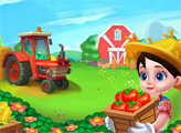 Игра Весёлая ферма