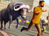 Игра Симулятор злого быка